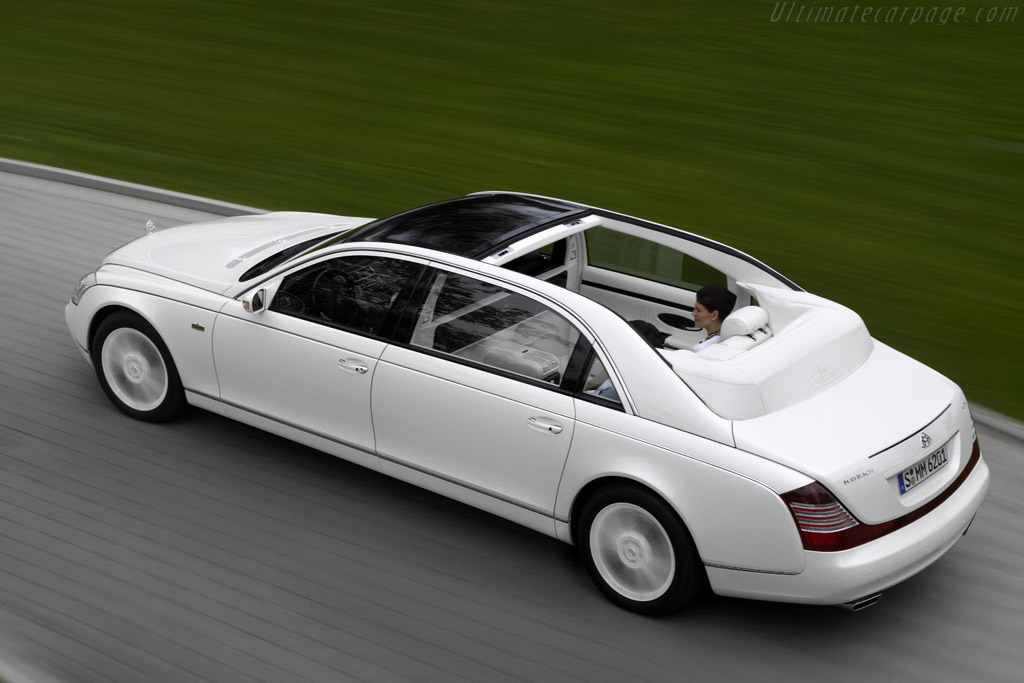 Click here to open the Maybach Landaulet gallery