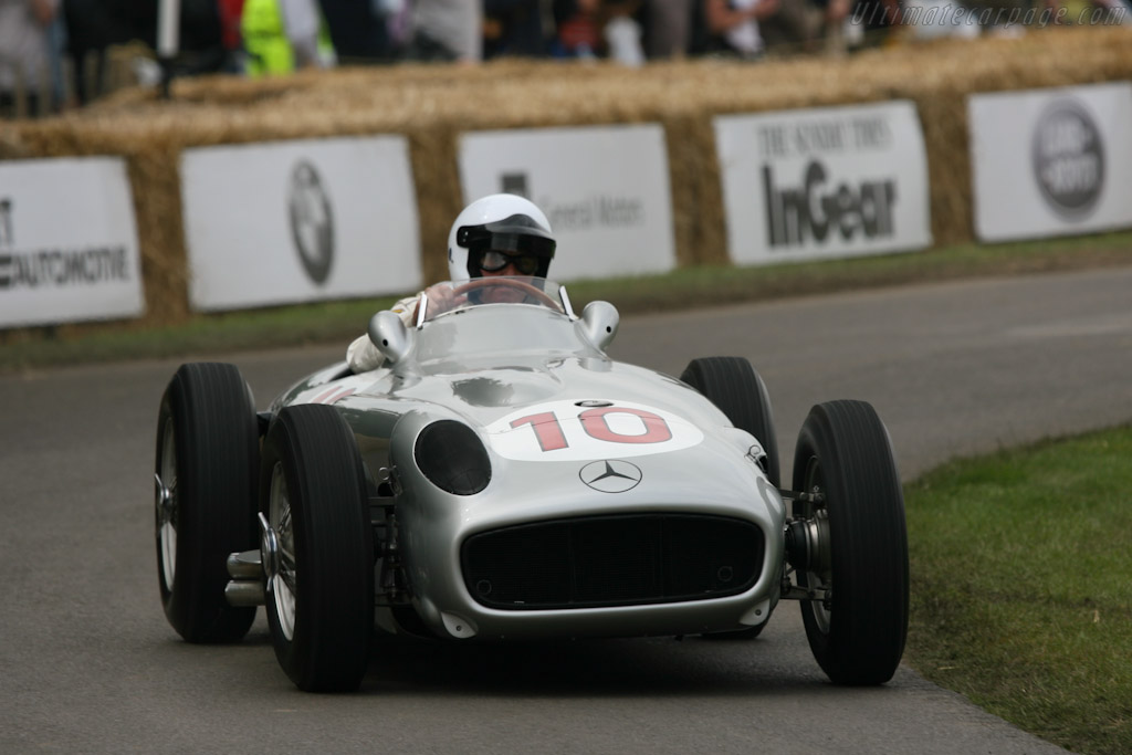 Mercedes-Benz W196 - Chassis: 000 08/54   - 2007 Goodwood Festival of Speed
