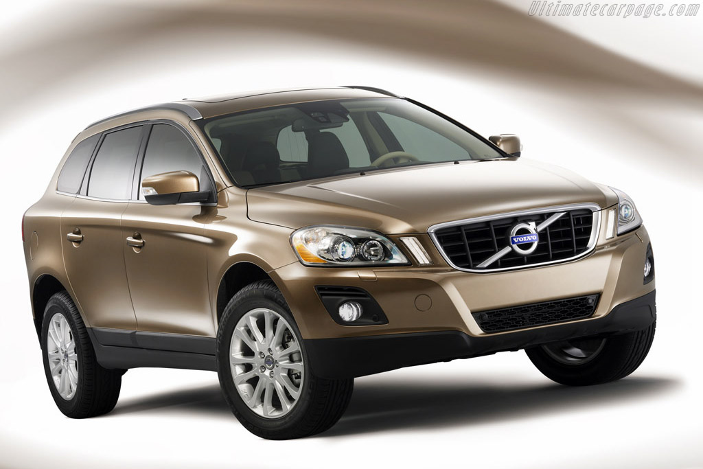 Click here to open the Volvo XC60 T6 gallery