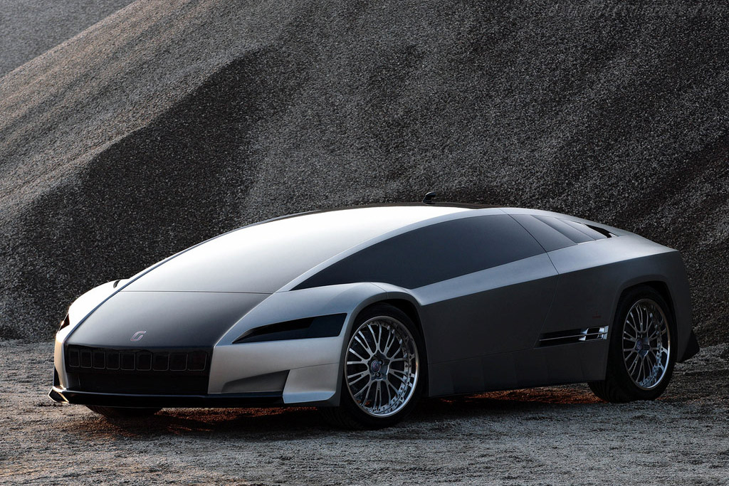 Click here to open the Italdesign Quaranta Concept gallery