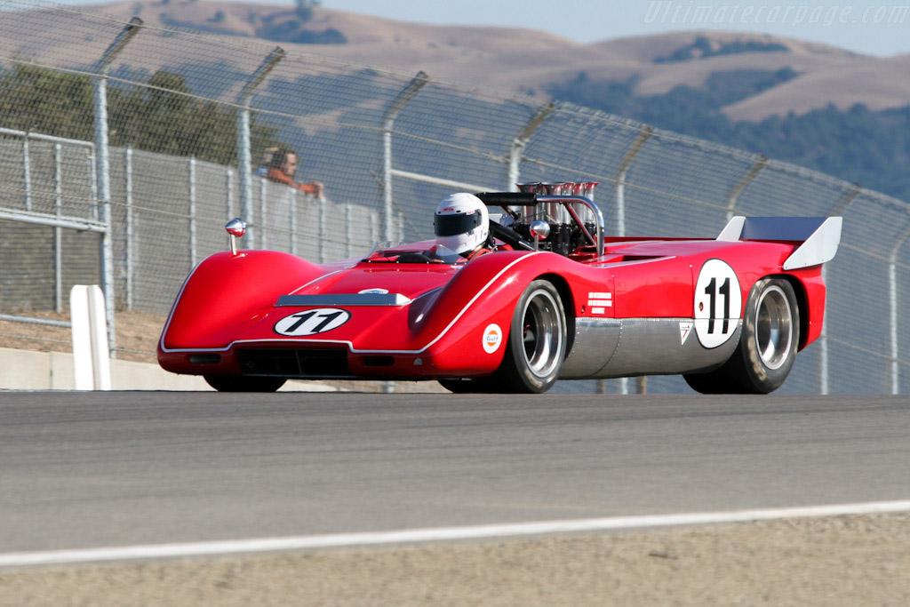 McLaren M12 Chevrolet - Chassis: M12-60-03  - 2005 Monterey Historic Automobile Races
