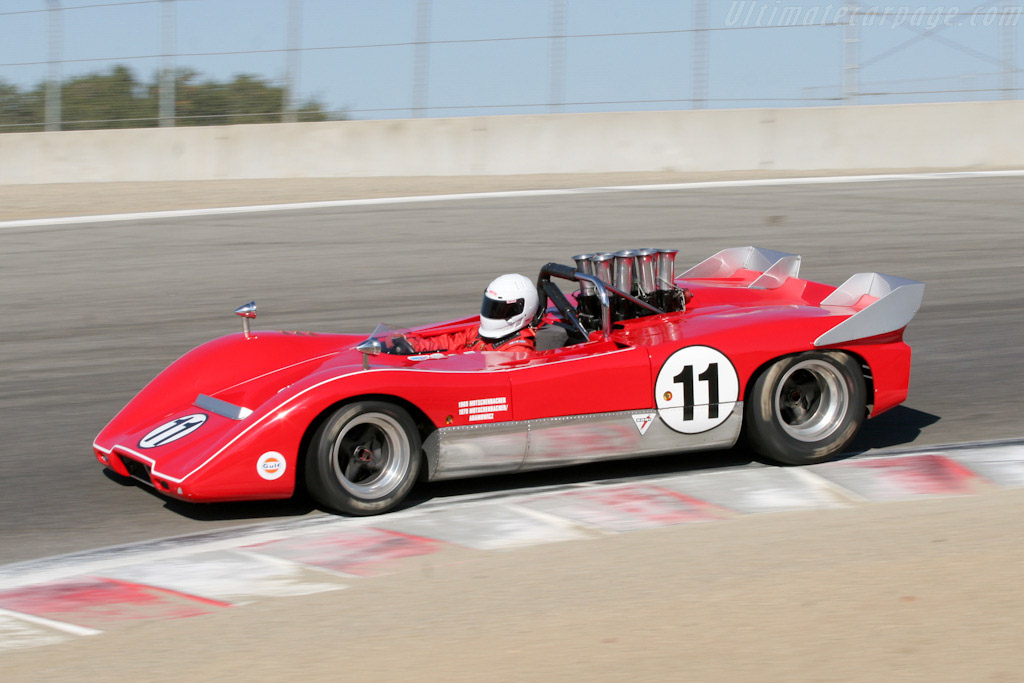 Click here to open the McLaren M12 Chevrolet gallery
