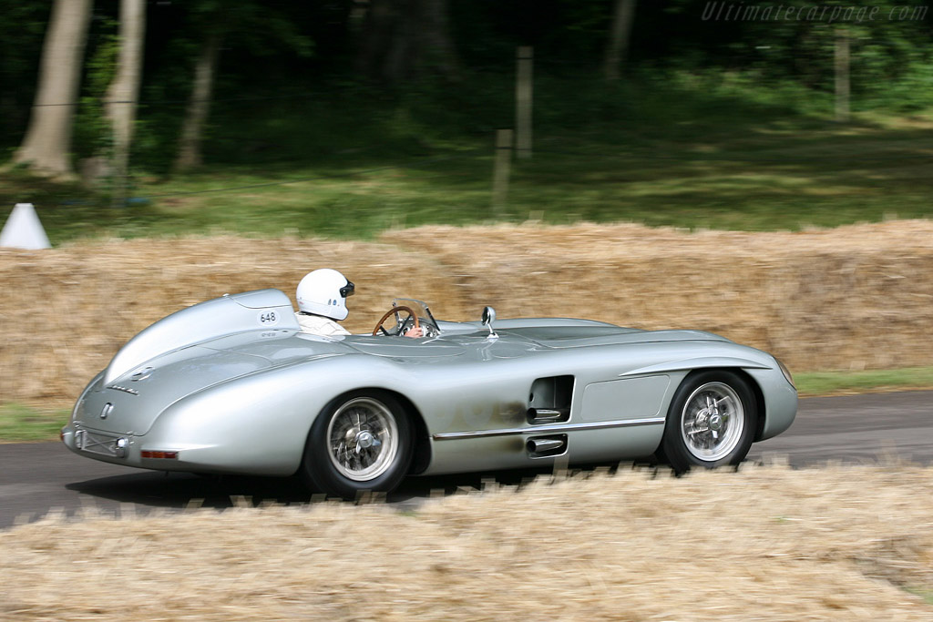 Mercedes-Benz 300 SLR Roadster - Chassis: 00010/55   - 2007 Goodwood Festival of Speed