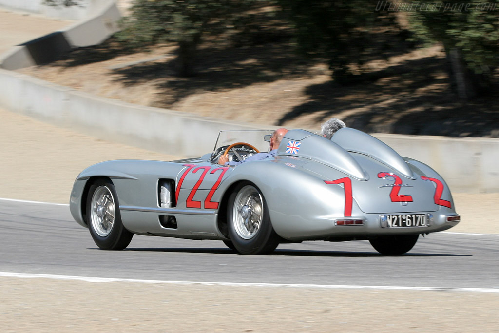 Mercedes-Benz 300 SLR Roadster - Chassis: 00004/55 - Driver: Stirling Moss  - 2005 Monterey Historic Automobile Races