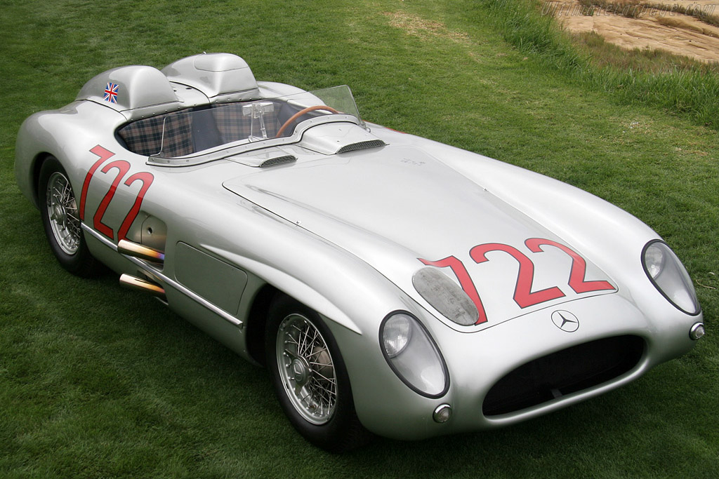 Mercedes-Benz 300 SLR Roadster - Chassis: 00004/55   - 2005 Pebble Beach Concours d'Elegance