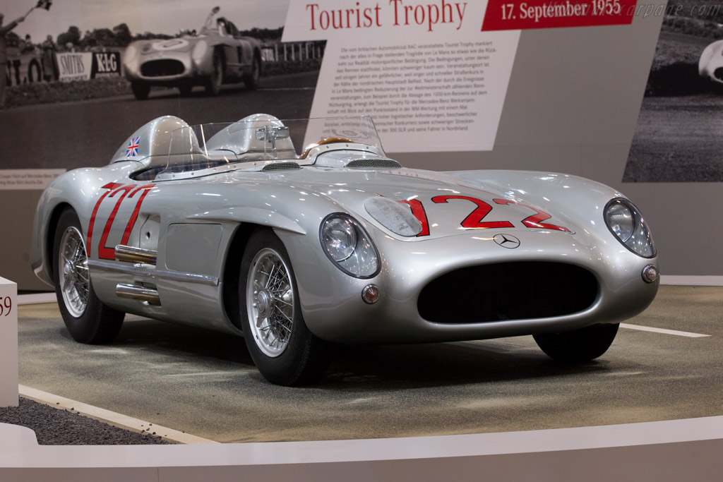 Mercedes-Benz 300 SLR Roadster - Chassis: 00004/55 - 2015 ...