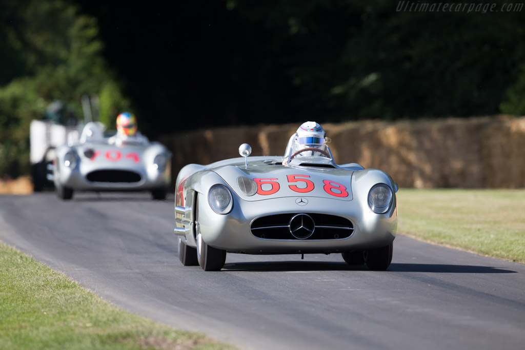 Mercedes-Benz 300 SLR Roadster - Chassis: 00010/55 ...