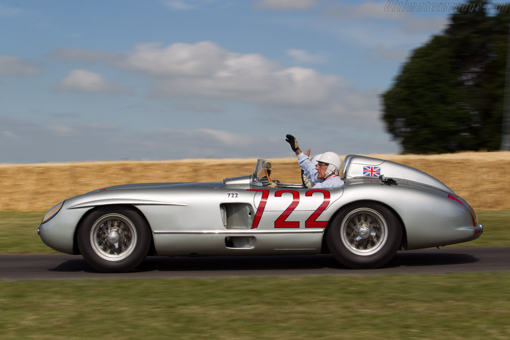 Mercedes-Benz 300 SLR Roadster - Chassis: 00004/55 ...