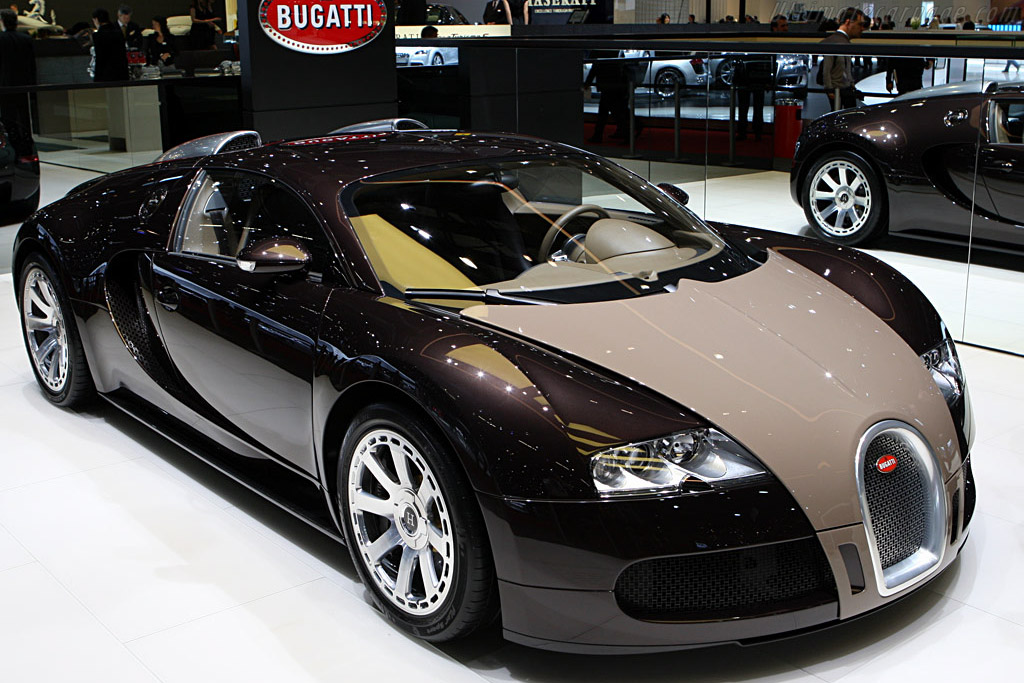 Click here to open the Bugatti Veyron 16.4 Fbg par Hermes gallery