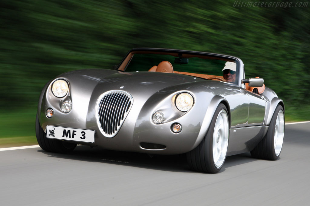 Click here to open the Wiesmann Roadster MF3 gallery