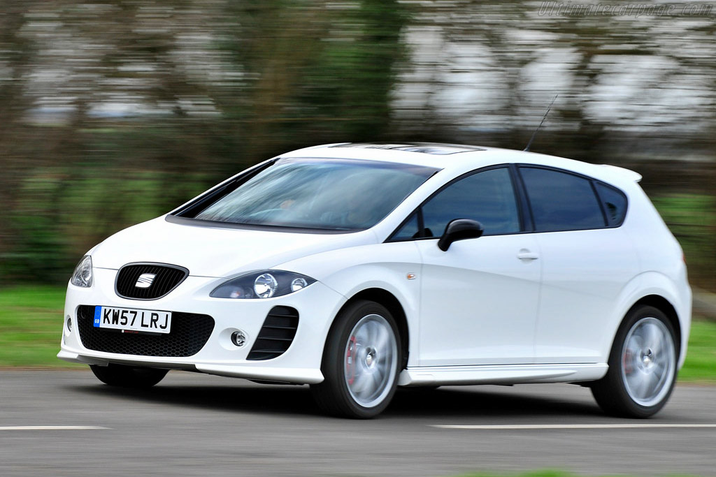 Click here to open the Seat Leon Cupra K1 gallery