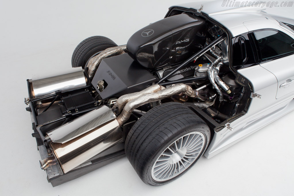 Mercedes-Benz CLK-GTR Coupe (Chassis WDB2973971Y000023 ...
