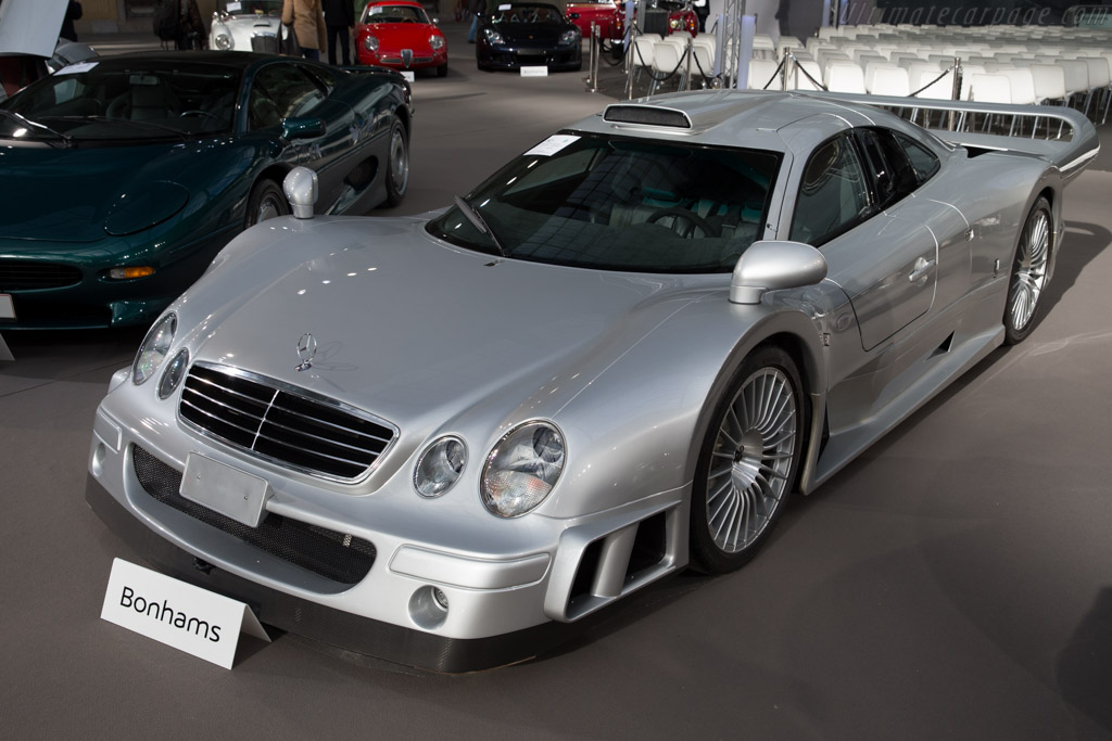 Mercedes-Benz CLK-GTR Coupe - Chassis: WDB2973971Y000023   - 2016 Retromobile
