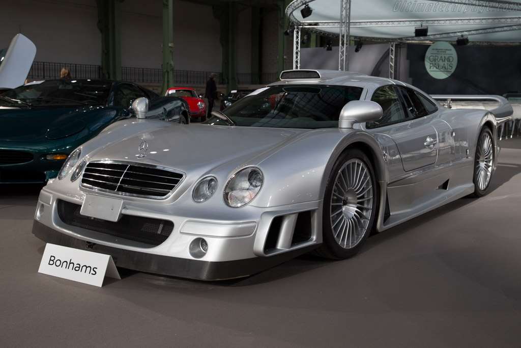 1998 1999 Mercedes Benz Clk Gtr Coupe Images