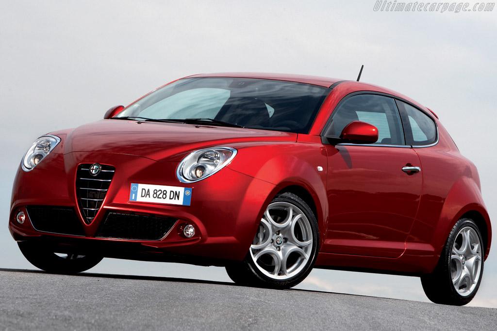 Click here to open the Alfa Romeo MiTo gallery