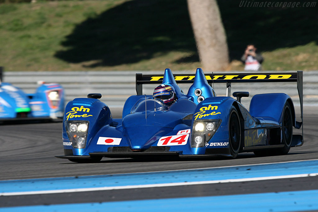 Creation CA07 AIM - Chassis: CA07-001   - 2008 Le Mans Series Preview