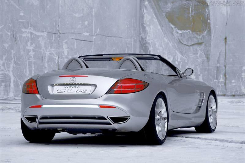 Mercedes benz vision slr for Mercedes benz vision statement