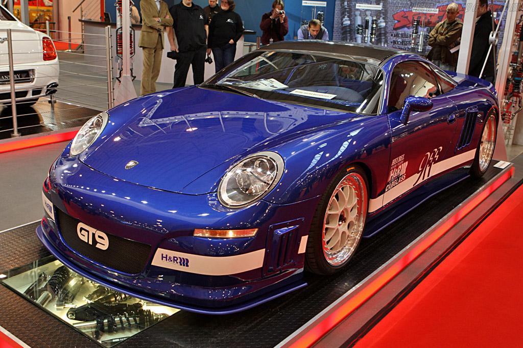 9ff GT9    - 2007 Essen Motor Show