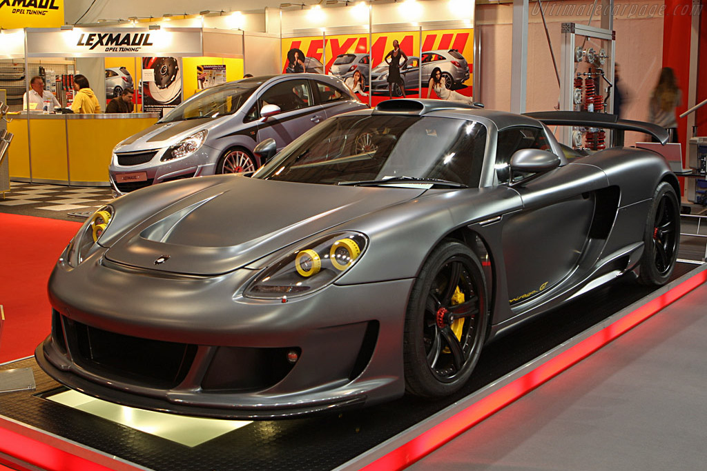 2006 2007 Gemballa Mirage Gt Images Specifications