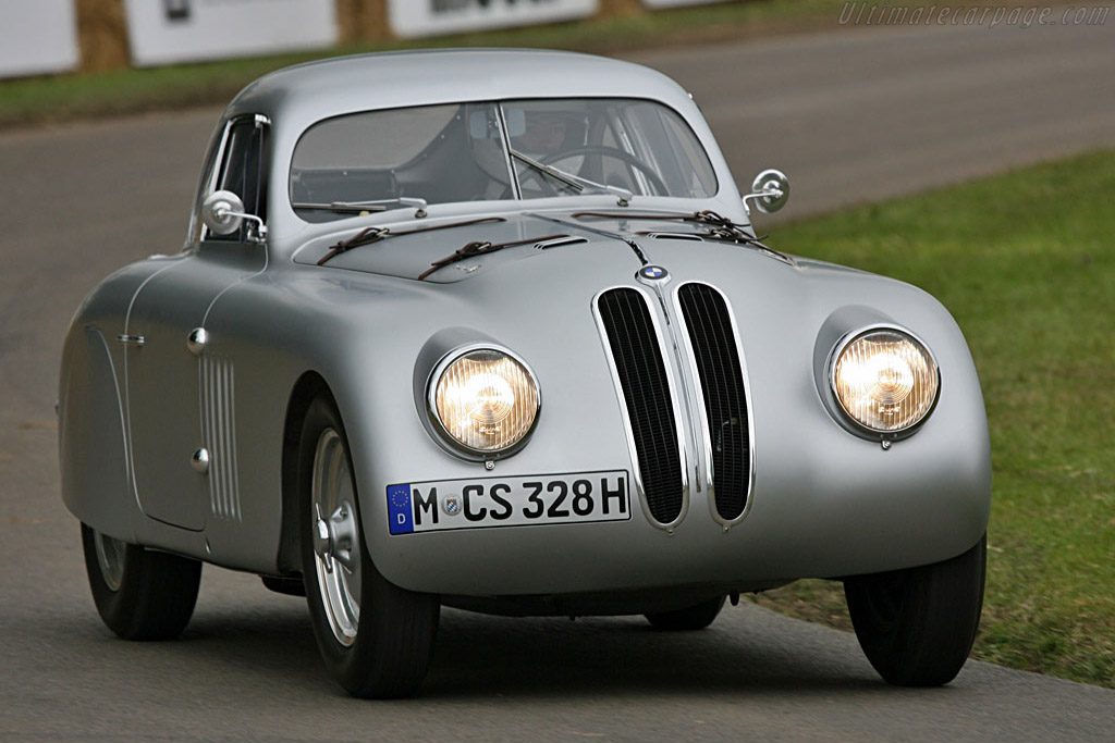 BMW 328 MM Touring Berlinetta - Chassis: 85368   - 2007 Goodwood Festival of Speed