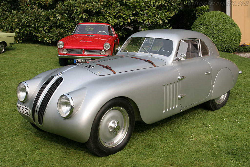 1939 - 1940 BMW 328 MM Touring Berlinetta - Images, Specifications ...