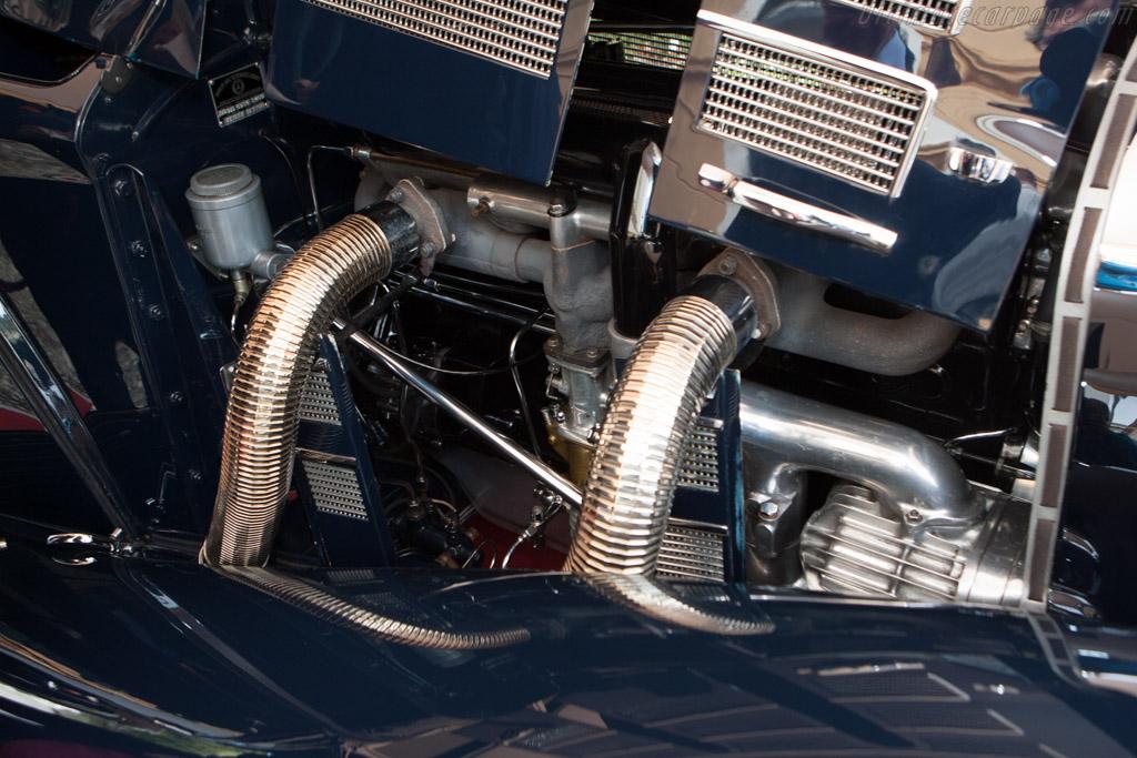 Mercedes-Benz 500 K Spezial Roadster - Chassis: 123700   - 2013 Concorso d'Eleganza Villa d'Este