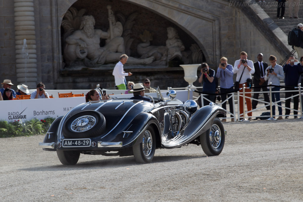 Mercedes-Benz 500 K Spezial Roadster - Chassis: 123700   - 2015 Chantilly Arts & Elegance