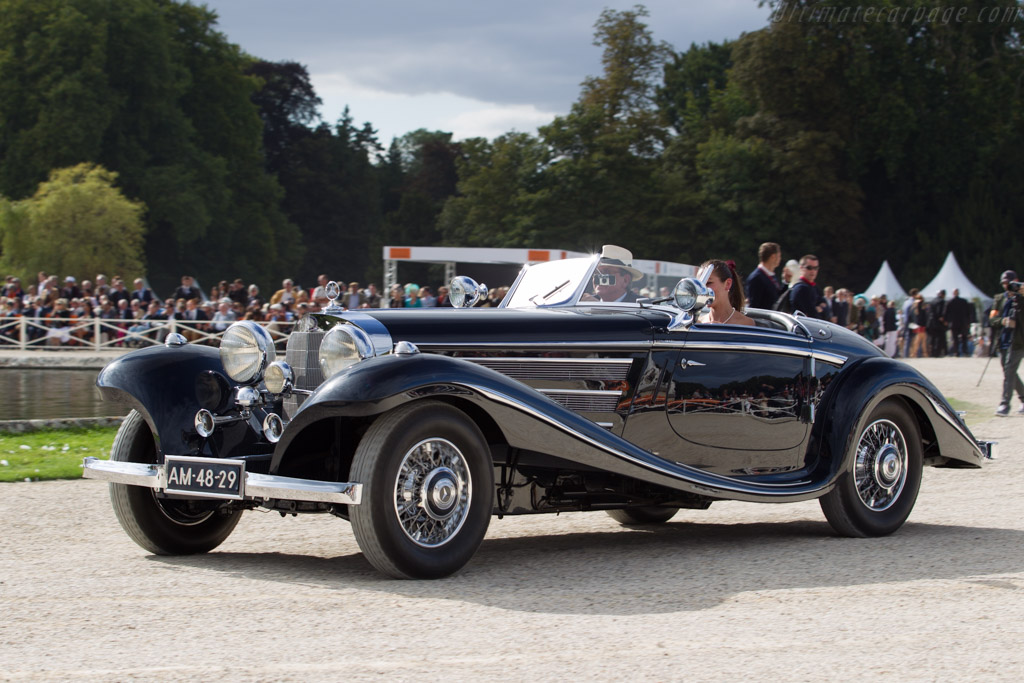 Click here to open the Mercedes-Benz 500 K Spezial Roadster gallery