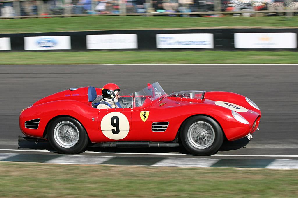 Ferrari 246 S Dino Fantuzzi Spyder - Chassis: 0778   - 2006 Goodwood Revival
