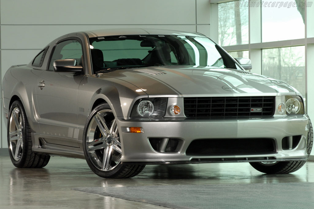 Click here to open the Saleen S302E Sterling Edition gallery