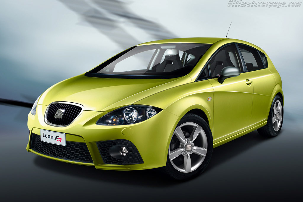 Click here to open the Seat Leon FR550 gallery