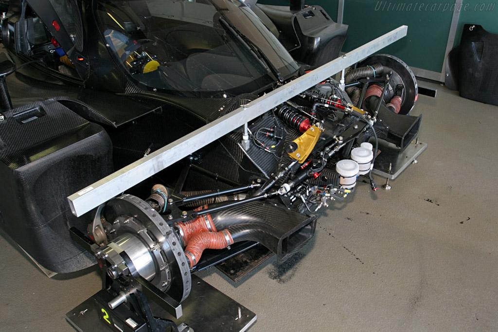 Epsilon Euskadi ee1 Judd - Chassis: 001   - 2008 Le Mans Series Preview