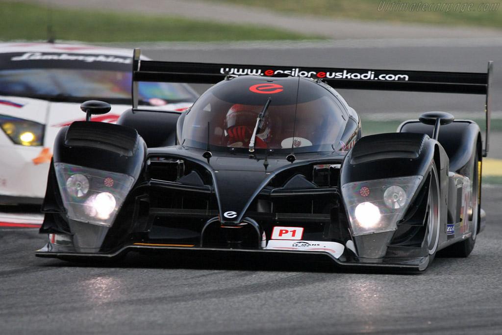 Epsilon Euskadi ee1 Judd - Chassis: 001   - 2008 Le Mans Series Catalunya 1000 km