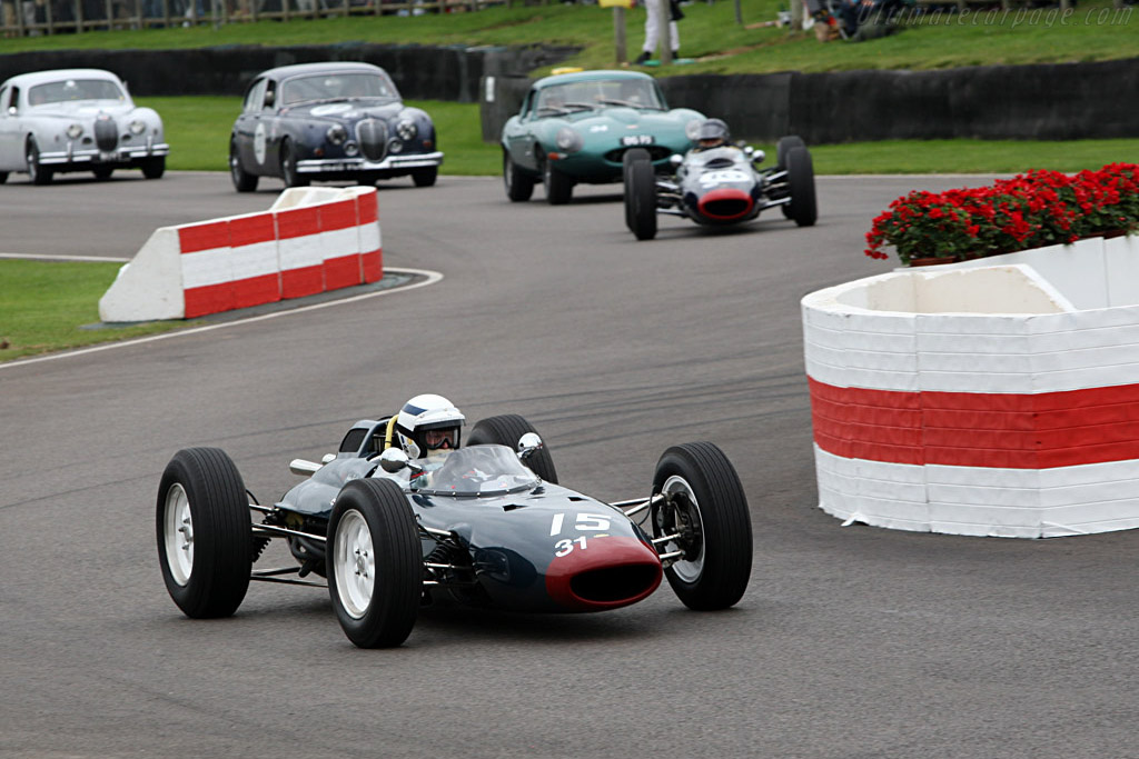 Lola Mk4 Climax - Chassis: BRGP42   - 2007 Goodwood Revival