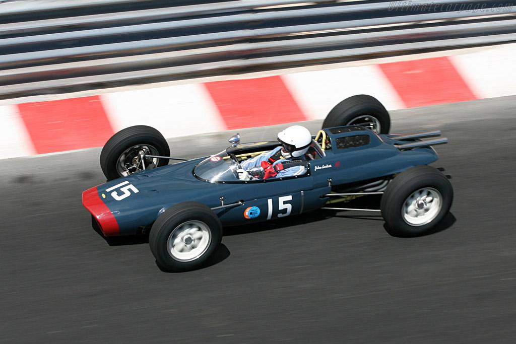 Lola Mk4 Climax - Chassis: BRGP42   - 2006 Monaco Historic Grand Prix