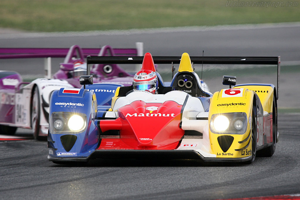 Courage-Oreca LC70 Judd - Chassis: LC70-10   - 2008 Le Mans Series Catalunya 1000 km