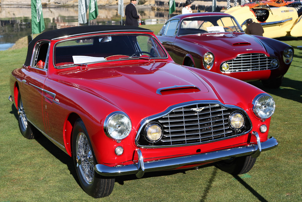 Click here to open the Aston Martin DB2/4 Bertone Cabriolet gallery