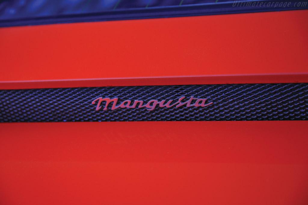 DeTomaso Mangusta