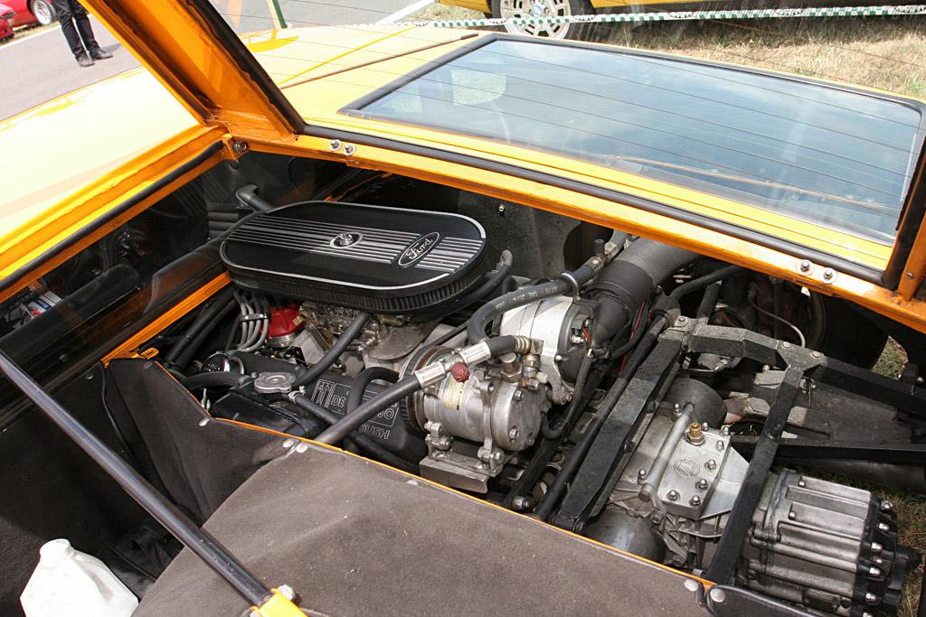 DeTomaso Mangusta - Chassis: 8MA1266  - 2006 Le Mans Classic