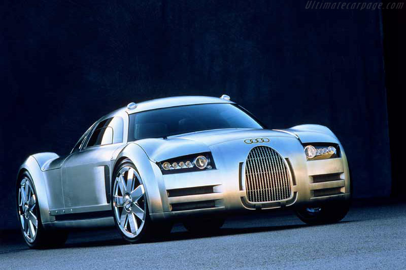 Click here to open the Audi Rosemeyer gallery