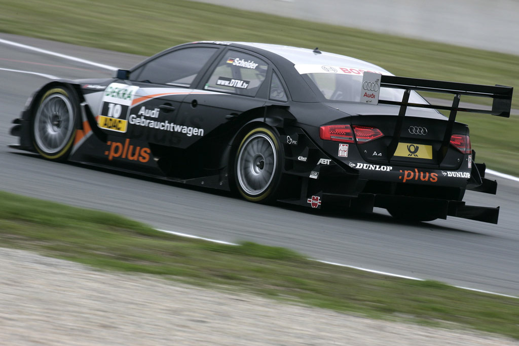 Audi A4 Dtm