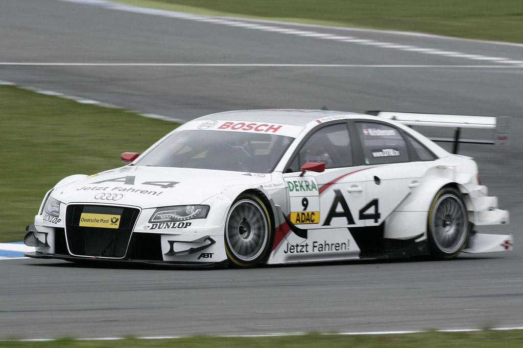 Click here to open the Audi A4 DTM gallery