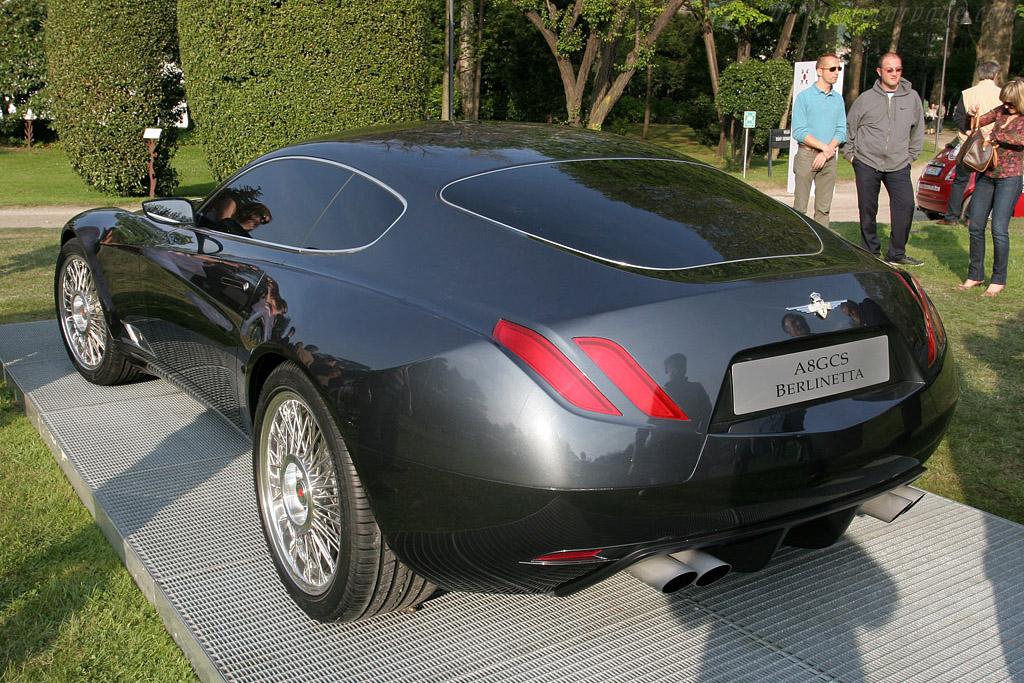 Maserati A8 GCS Touring Coupe    - 2008 Concorso d'Eleganza Villa d'Este