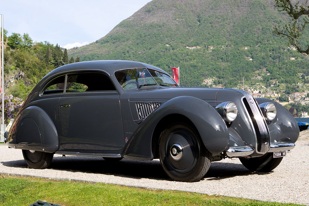 Click here to open the Alfa Romeo 6C 2300 B Pescara Pinin Farina Berlinetta gallery