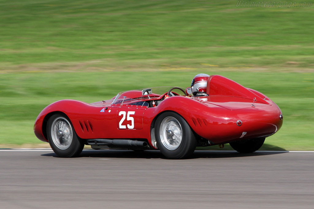 Maserati 250S - Chassis: 2432   - 2007 Goodwood Revival