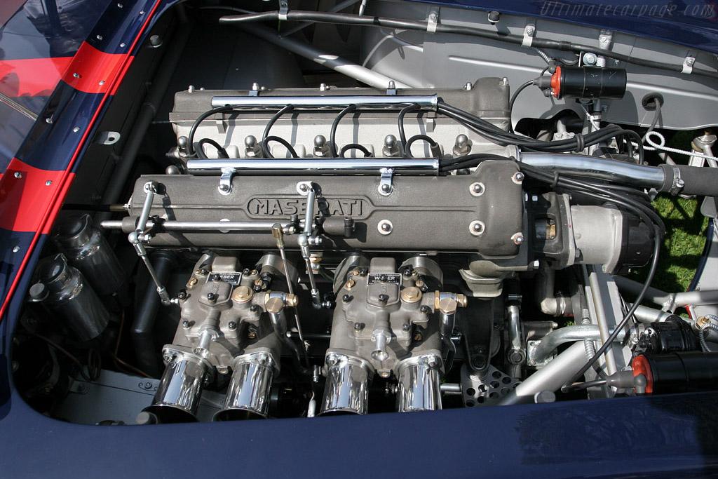 Maserati 250S - Chassis: 2431  - 2008 Concorso d'Eleganza Villa d'Este