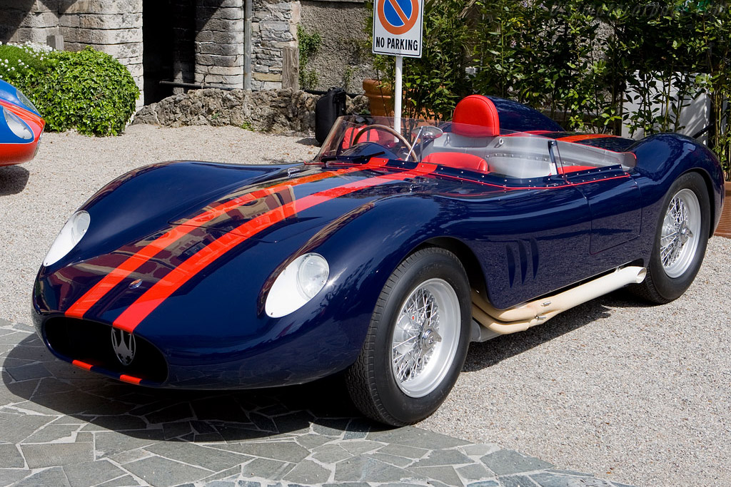 1957 Aston Martin >> 1955 - 1957 Maserati 250S - Images, Specifications and ...