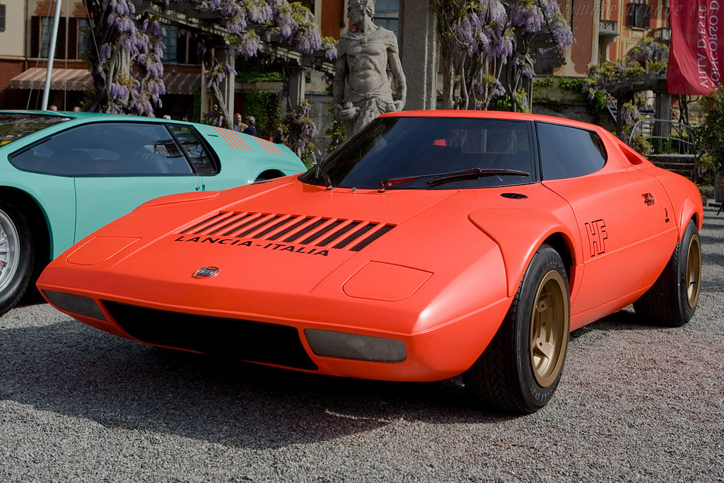 1971 Lancia Stratos Hf Prototype Images Specifications