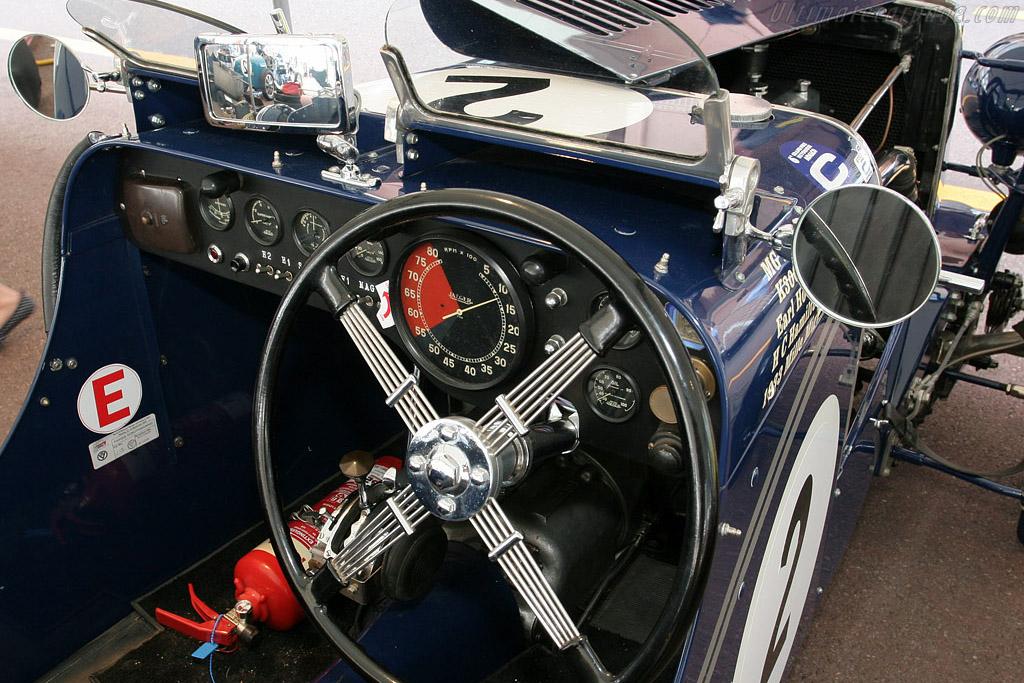 MG Magnette K3 - Chassis: K3001   - 2008 Monaco Historic Grand Prix