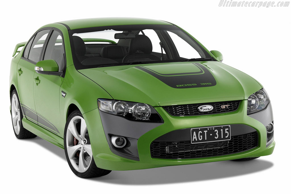 2008 2010 Ford Fg Falcon Fpv Gt Images Specifications